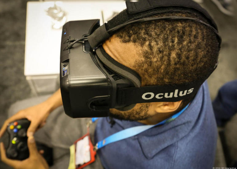 Occulus VR conférence