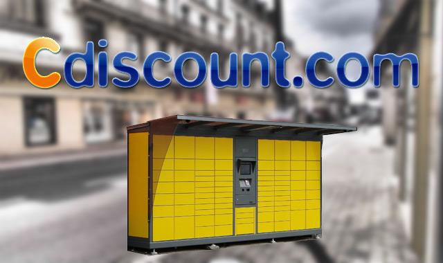 cdiscount opte pour la livraison nouvelle g n ration d 39 inpost 1001web. Black Bedroom Furniture Sets. Home Design Ideas