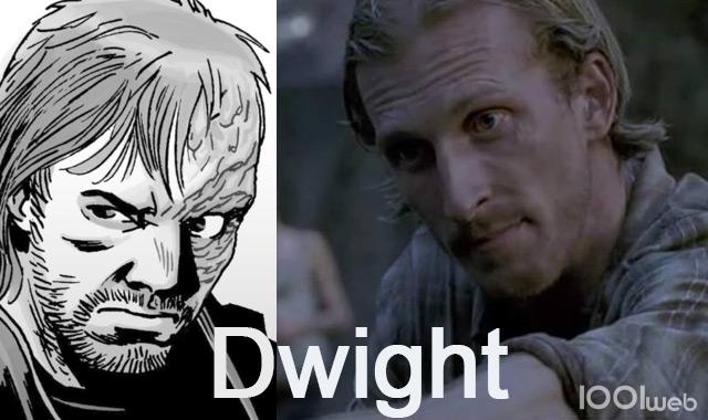 dwight-the-walking-dead