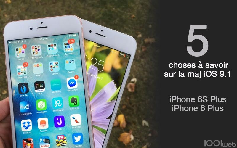 iphone-6-plus-mise-a-jour-9.1-apple