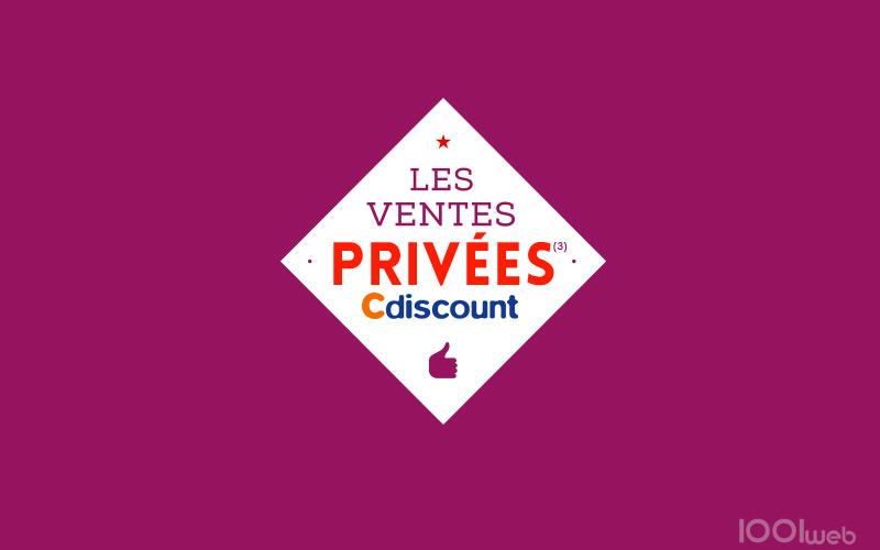 Cdiscount se lance dans la vente priv e pour la nouvelle ann e - Ventes privees cdiscount ...