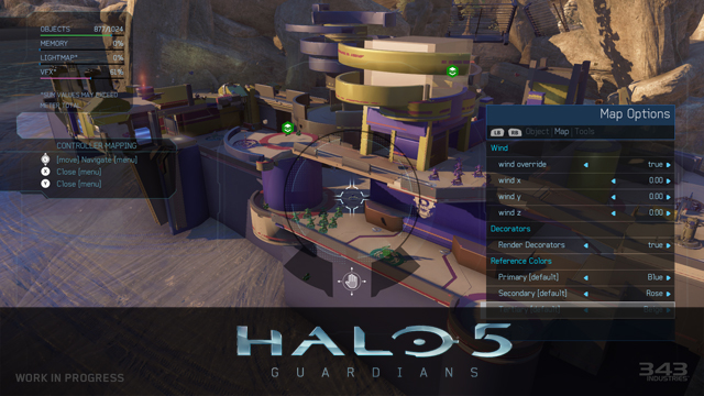 halo 5 guardians la nouvelle forge lib re l 39 artiste qui. Black Bedroom Furniture Sets. Home Design Ideas