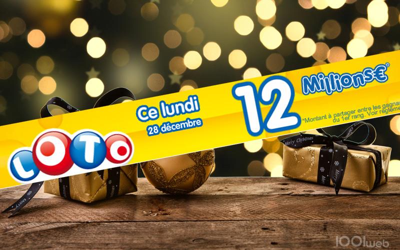 Les résultats du tirage du mardi 29 décembre — Euro Millions