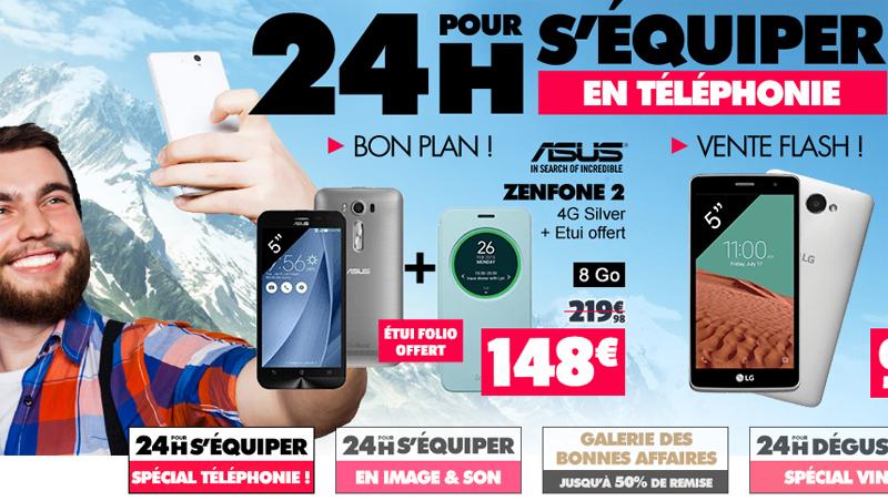 Cdiscount vous donne 24h pour vous quiper en high tech 1001web - Discount vente flash ...