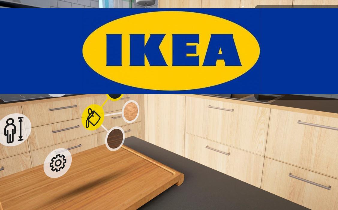 ikea vr experience des cuisines en r alit virtuelle avec le htc vive 1001web. Black Bedroom Furniture Sets. Home Design Ideas