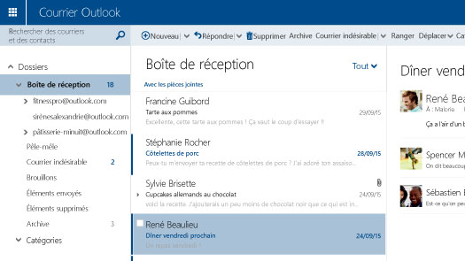 outlook-tablette