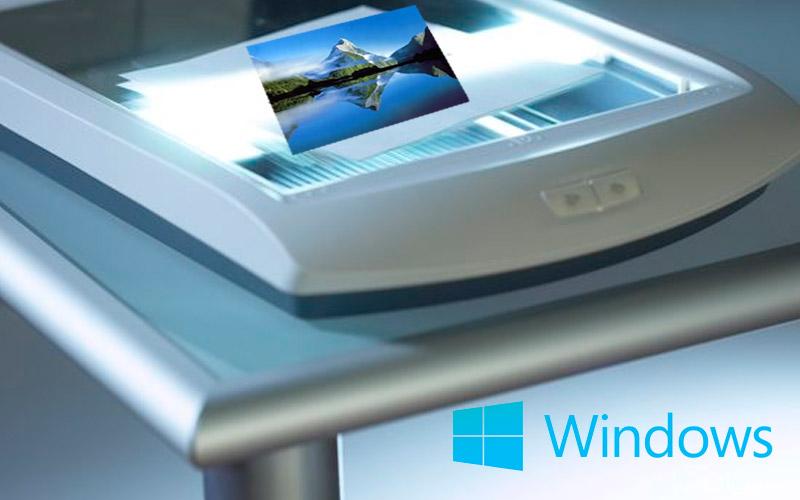 comment scanner un document ou une photo sur un ordinateur windows 1001web. Black Bedroom Furniture Sets. Home Design Ideas