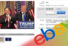 ebay-trump-vente-christie-satire