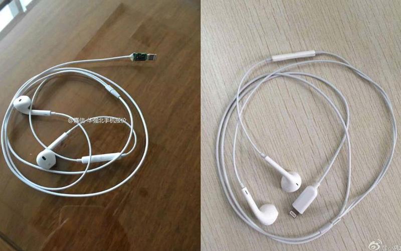 iphone 7 les couteurs earpods lightning auraient fuit sur le web 1001web. Black Bedroom Furniture Sets. Home Design Ideas