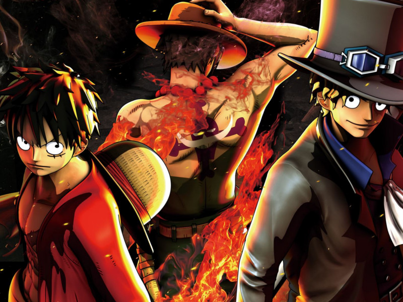 Top Portgas D Ace Wallpapers