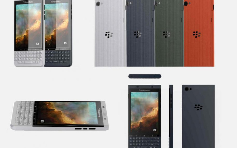 BlackBerry abandonne son clavier physique