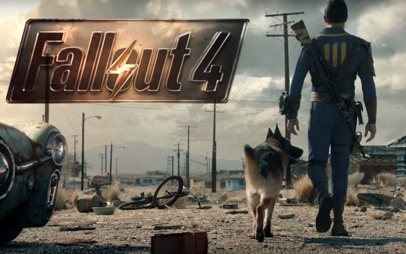 where to  fallout 4 patch