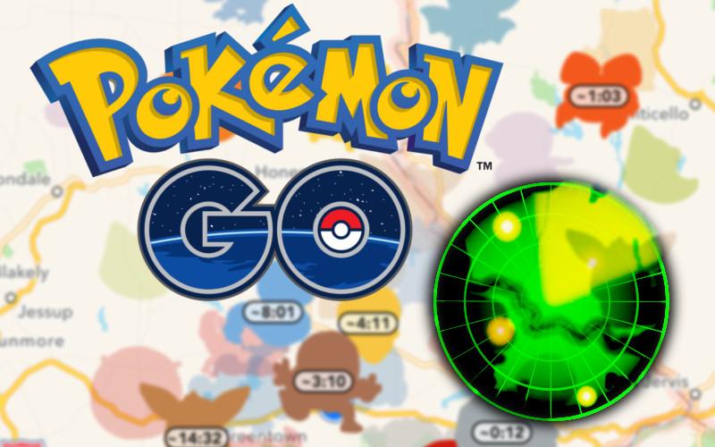 Pokemon go radar 2019 ios