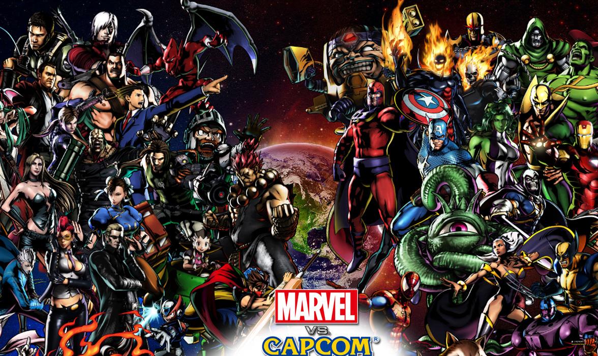 [Marvel] Marvel vs Capcom 4 bientôt annoncé ?