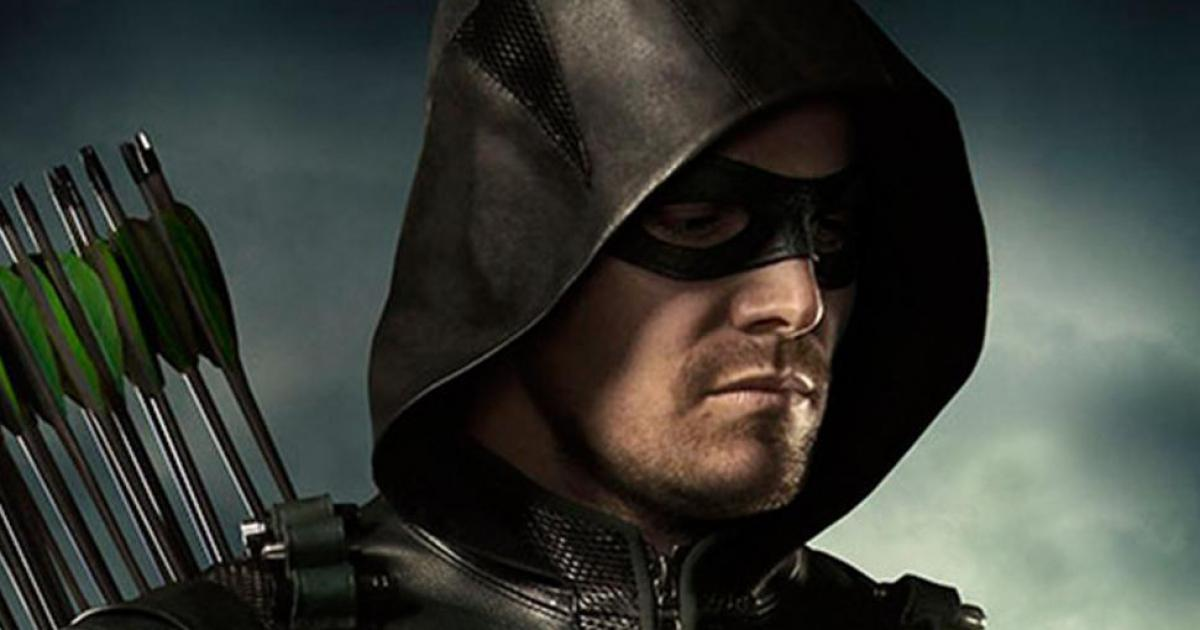 arrow reprise